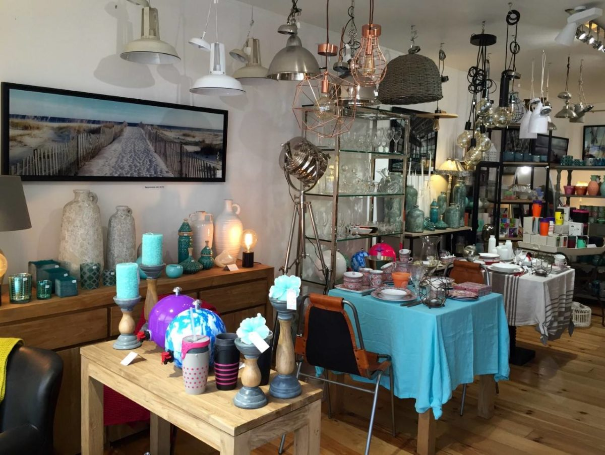 artisanat made in Capbreton - intemporelle capbreton boutique