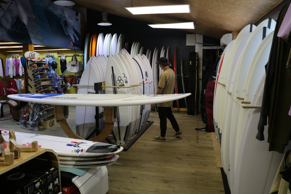 Surf Shop zone Pedebert