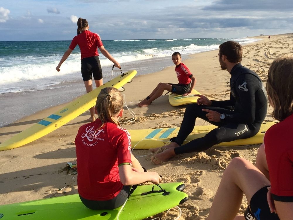 Lost Surf School 2016