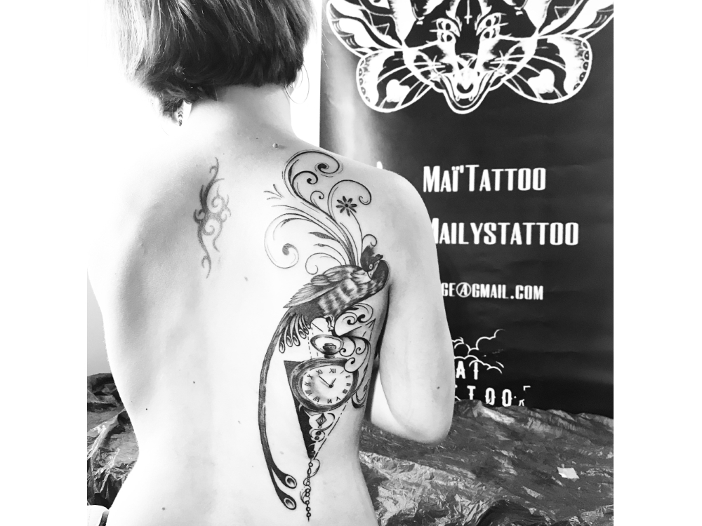 Maï Tattoo 2018