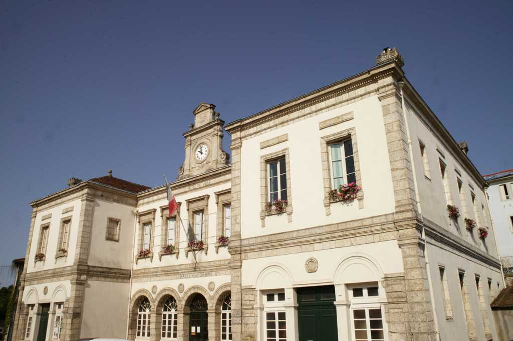 Mairie – Bastide de Montfort-en-Chalosse