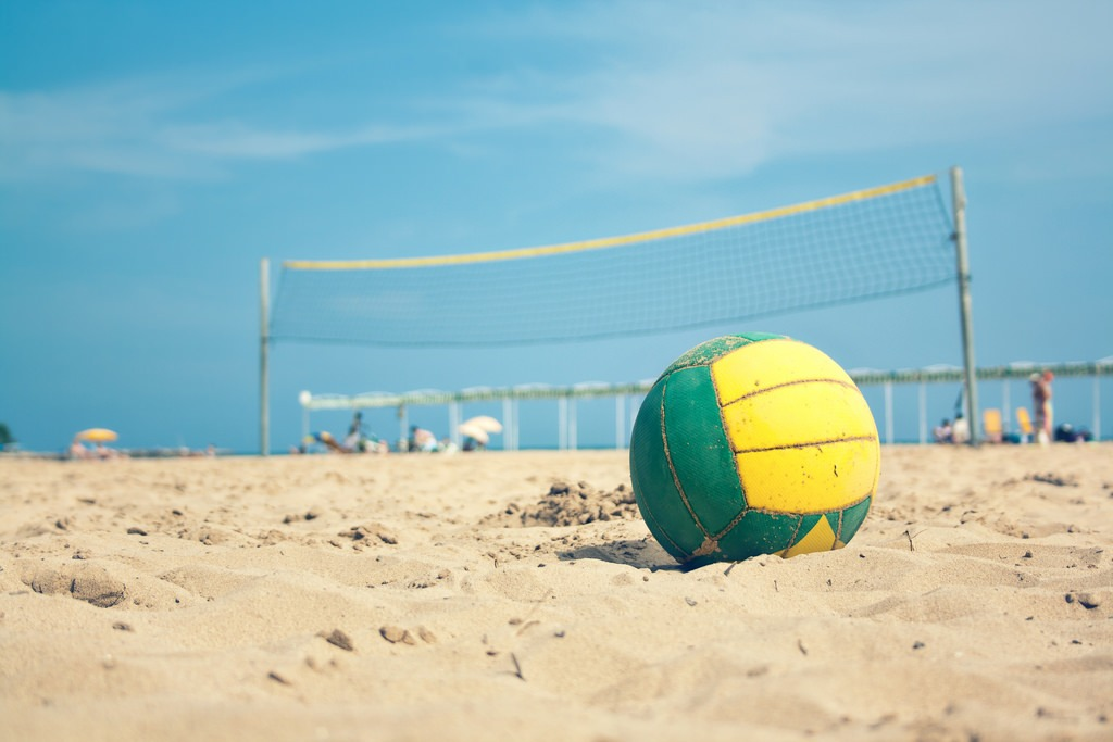 Tournois Beach Volley Moliets-Landes Atlantique sud