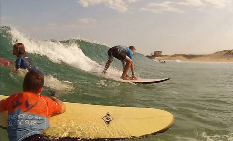 Bisca surf ecole xperience