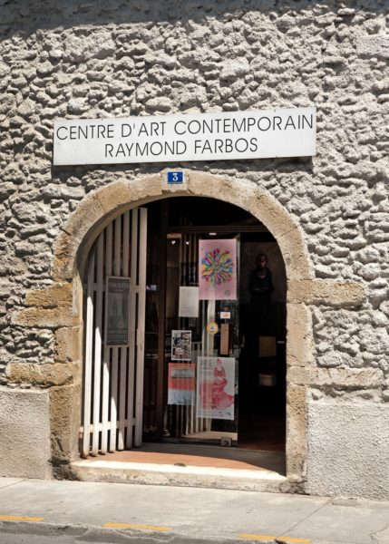 Centre d'Art Contemporain Raymond Farbos