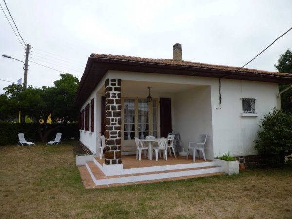 Villa traditionnelle de plain pied