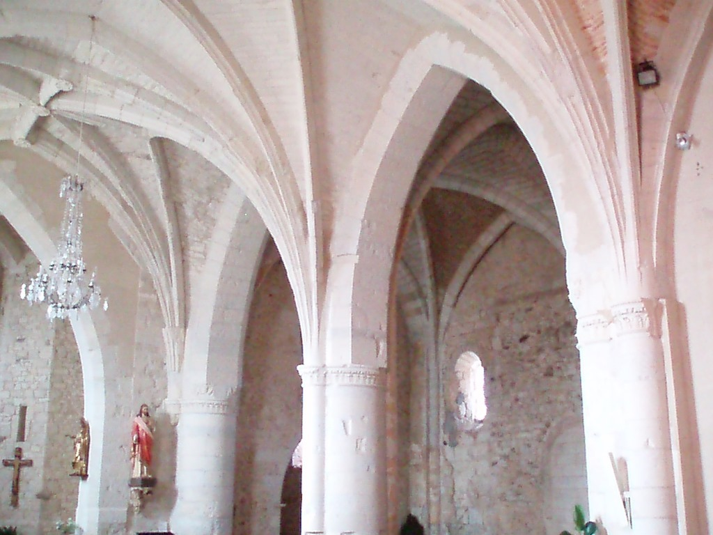 Eglise de Brocas