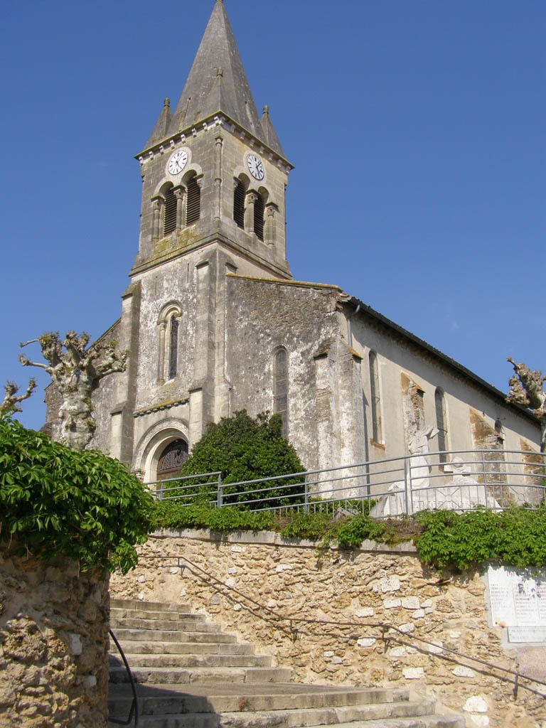 Eglise et chapelle Saint-Perdon 1