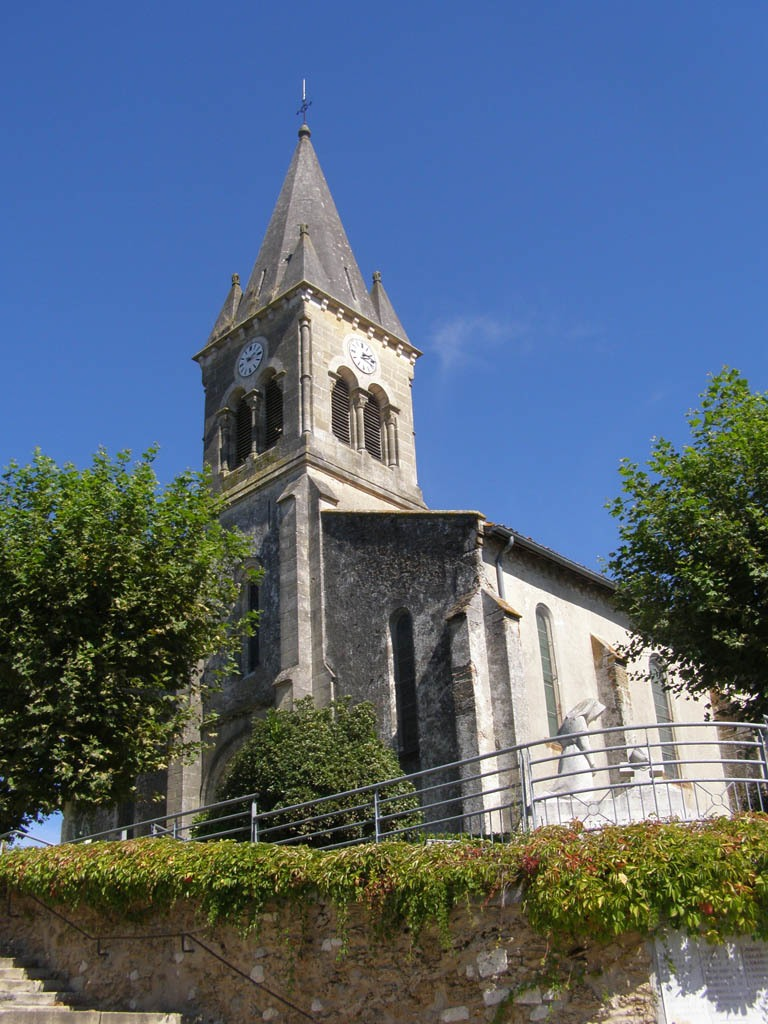 Eglise et chapelle Saint-Perdon 4