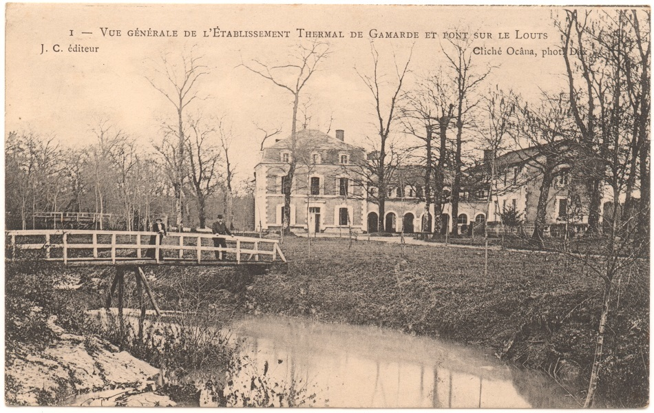 Etablissement thermal Gamarde – Cegel