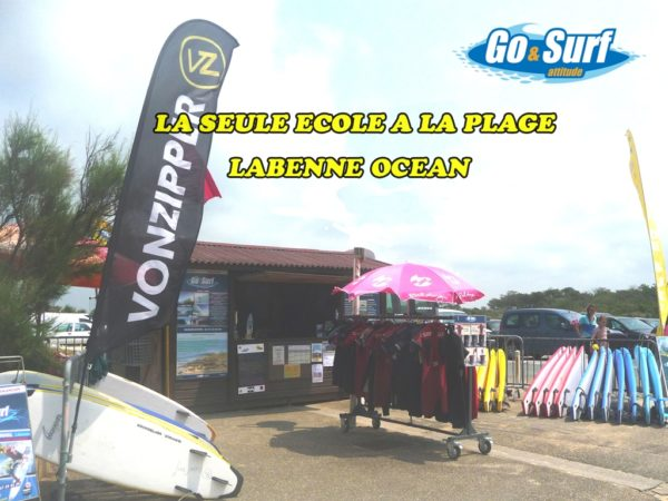 Go And Surf Attitude