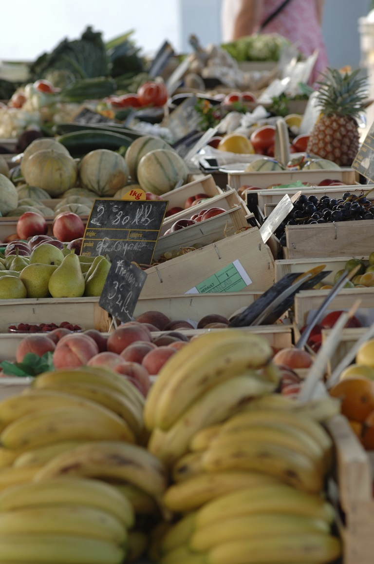 Marché Montfort – fruits