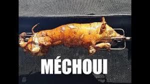 Mechoui-sanglier