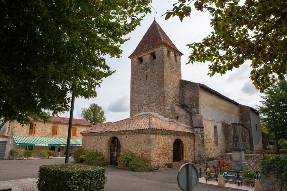 Saint Gein – Eglise Saint Pierre (3)