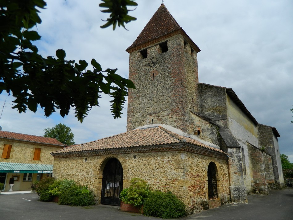 Saint Gein – Eglise Saint Pierre