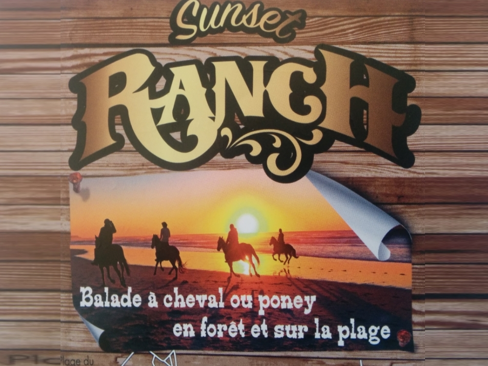 Sunset Ranch Flyer 2016