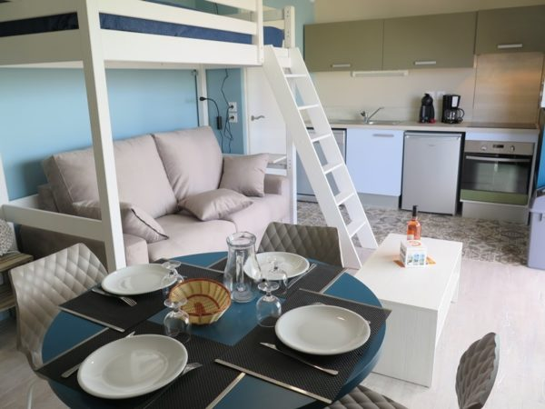 Appartement Les Sables d'Or 3 pers