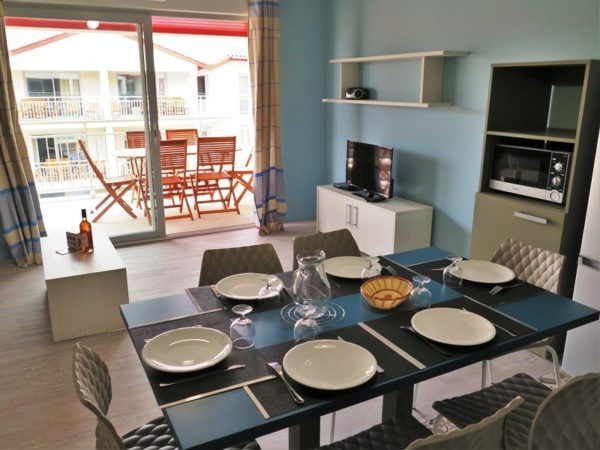 Appartement Les Sables d'Or 6 pers