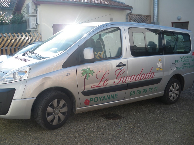 Voiture taxi guadada web