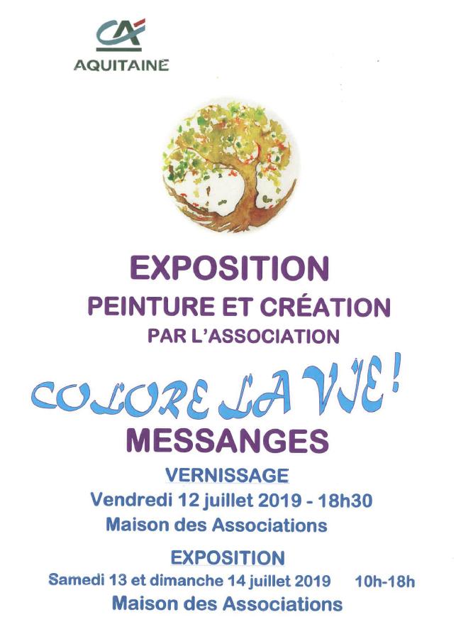association-colore-la-vie-exposition-peinture-messanges