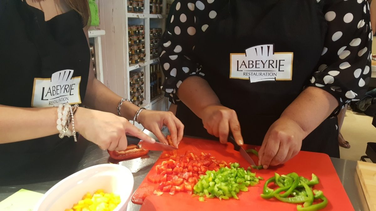 ateliers culinaires labeyrie 2017