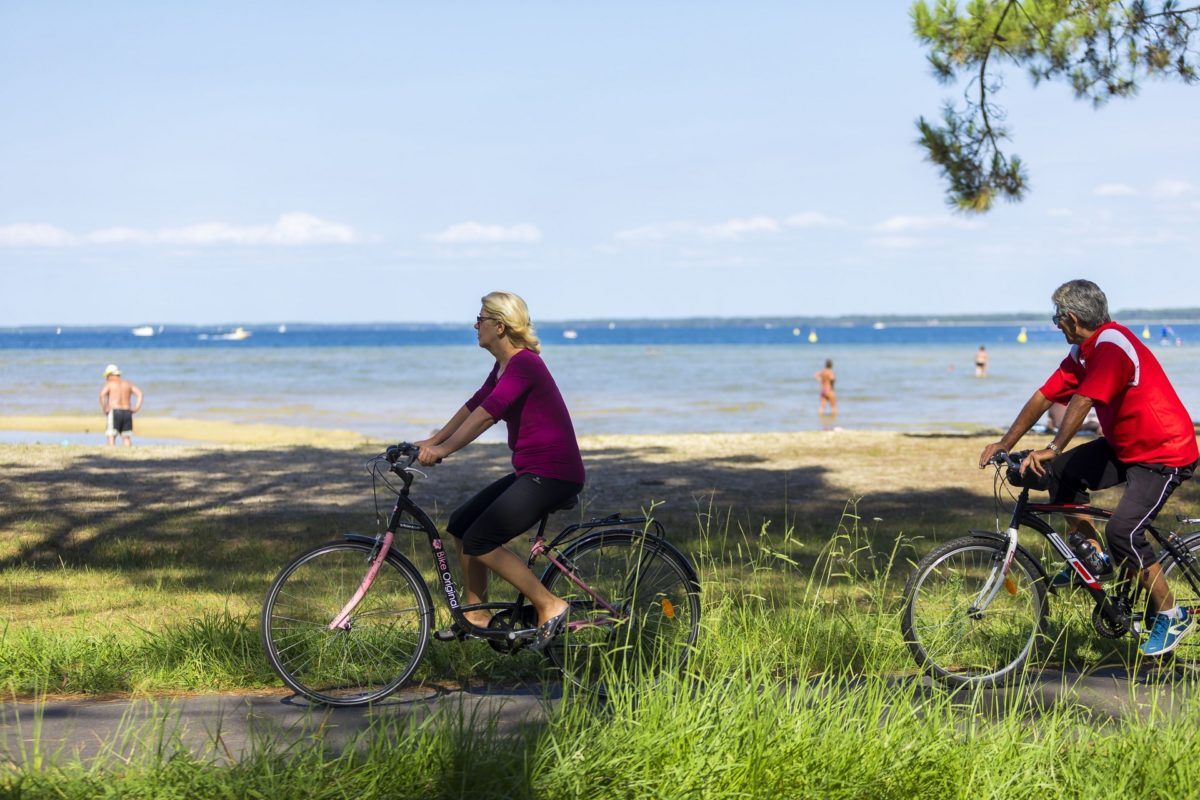 biscarrosse-pistes-cyclables-lac