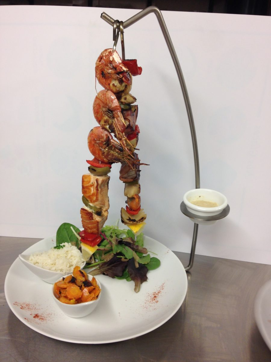 brochette royale
