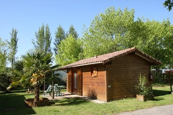 Camping Gascon Le Luy