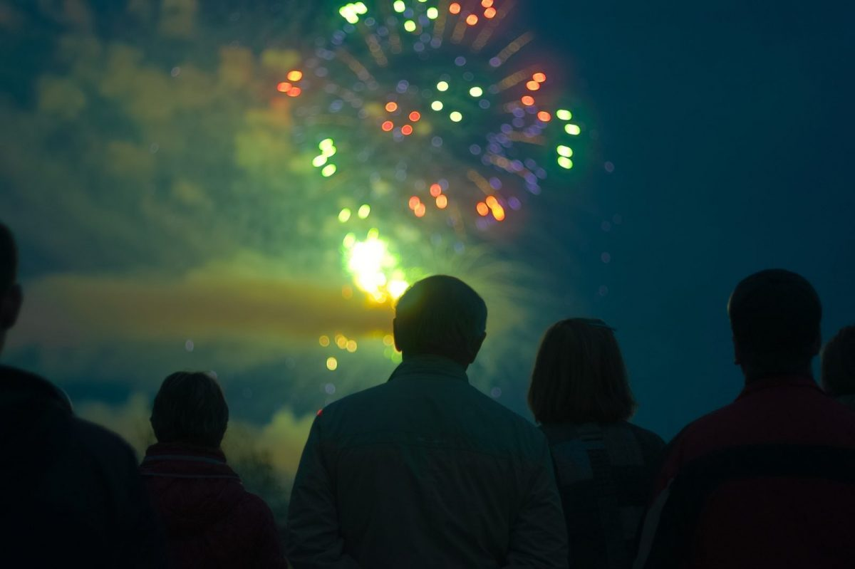person-light-night-crowd-firework-evening-108788-pxhere