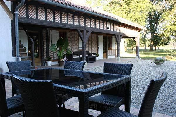 restaurant la bergerie Herm